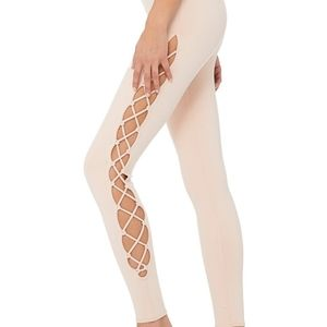 NWT Alo Yoga Interlace Legging